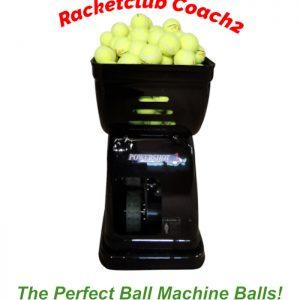 Coach2 bag (120 balls) perfect ball machine balls