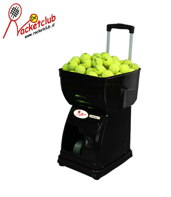 Rental Ball machine tennis (1 week, excl. shipment)