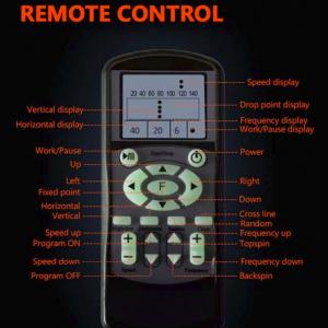 Remote Control for Racketclub Powershot 3 Next Generation