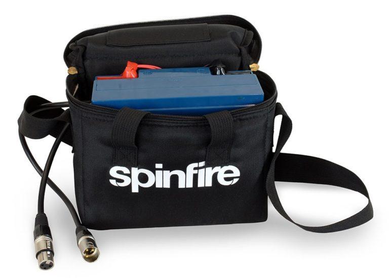 External battery (Spinfire)