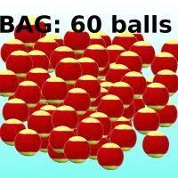 Stage 3 bag 60 ballen