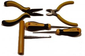 Stringing Toolset