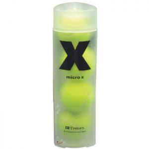 Tretorn MicroX (tube 4 balls)