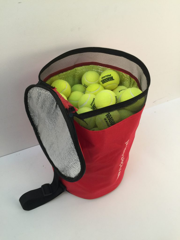 Ball/shuttle bag