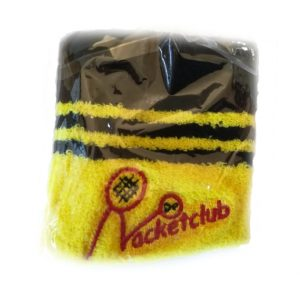 Yellow sweatband
