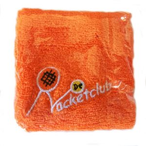 Orange sweatband