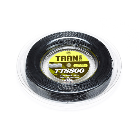 TAAN 8800 6-sided comfortable extra topspin string (flexible)