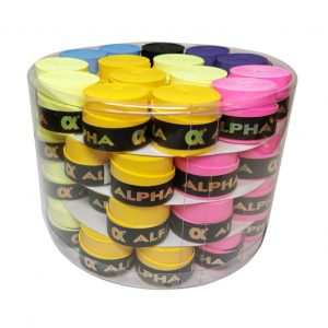 Alpha TG980 super tacky, high quality overgrips for tennis/badminton/squash