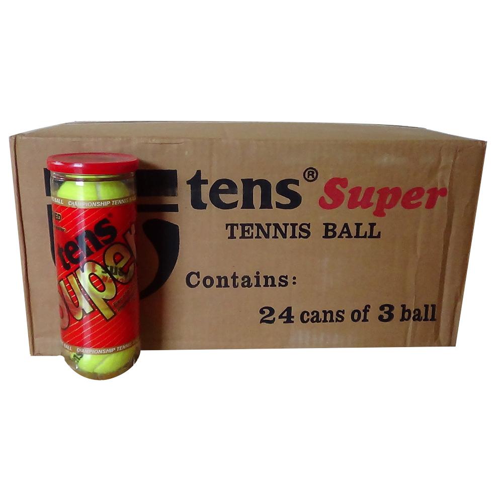 Tens Super (4×3 / 12 balls)