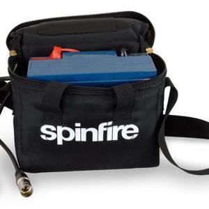 Spinfire external battery pack