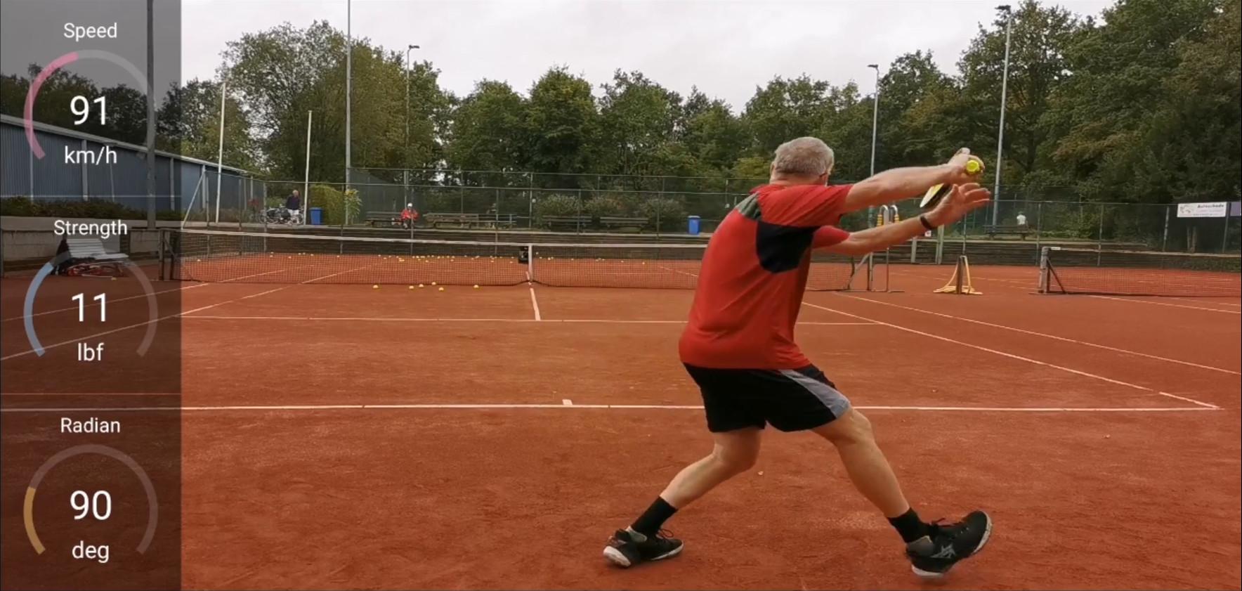 Coollang Tennis Sensor