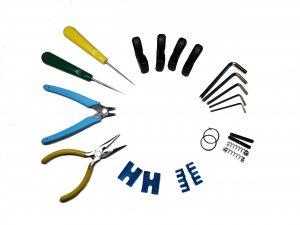 Complete toolset