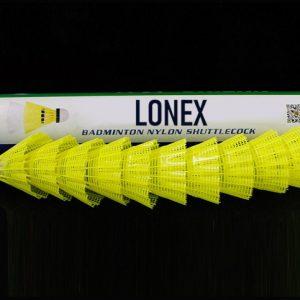 Lonex 2000 nylon shuttles – Best price high quality training shuttles (4-32 tubes of 12 pcs)