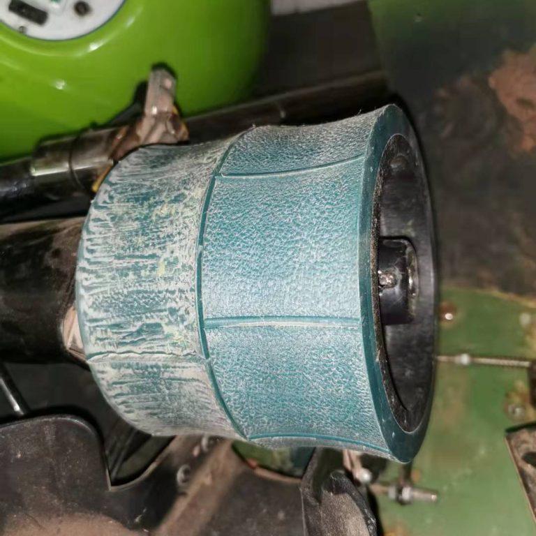 Shooting wheel for Racketclub and Siboasi ball machines