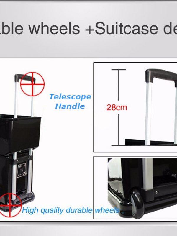 PS1-Suitcase design